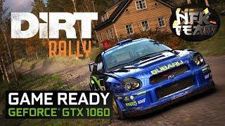 Dirt Rally Benchmark description : - 1080p Ultra settings with Directx 11 - KFA² GTX 1060 6Go OC - I7-4770K / 16 Go RAM...