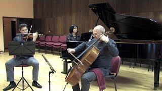 Smetanovo trio v Mohelnici