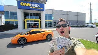 Video I took my Lamborghini to CarMax: This is the cash they offered me MP3, 3GP, MP4, WEBM, AVI, FLV November 2017