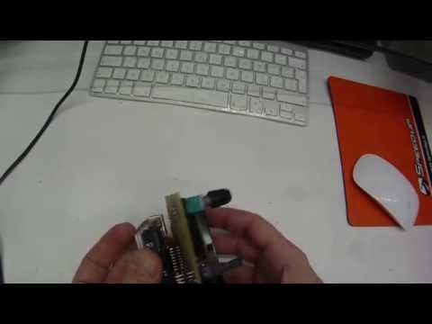 Word Processor LCD HD44780 tutorial by Lucidtronix