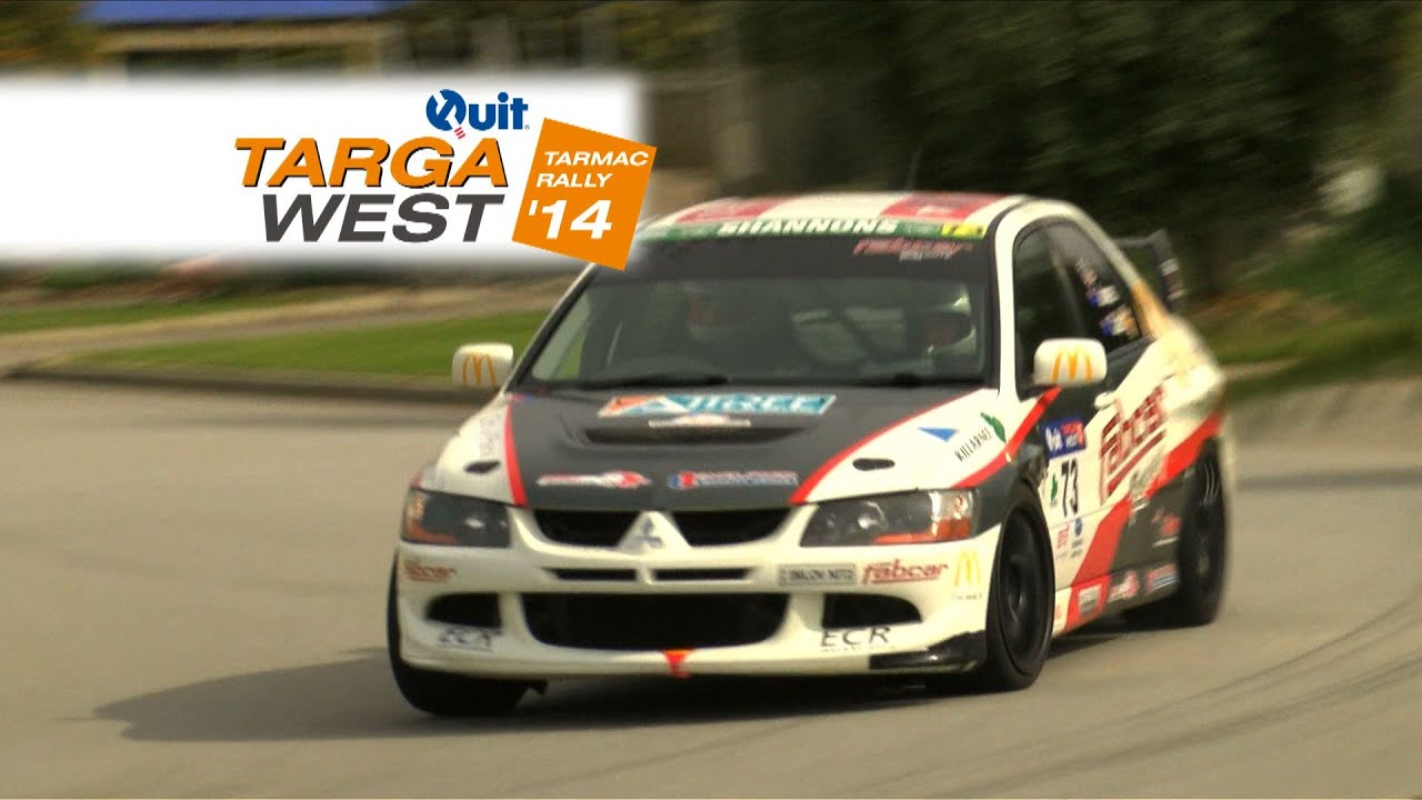 Malaga Stage Start to Leg 3 – Quit Targa West 2014