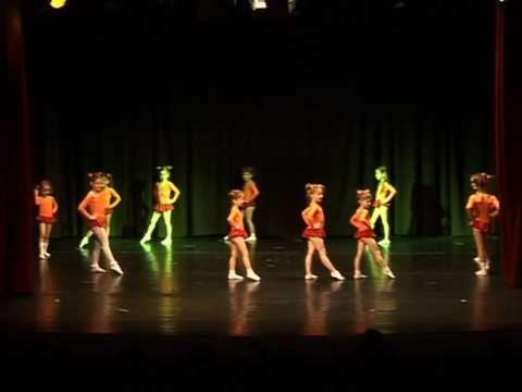 Gyermek balett előkészítő
