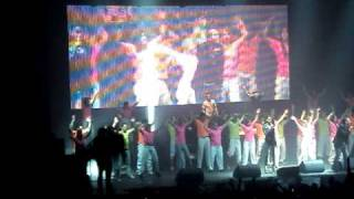 Jean Roch - My love is over Live  - Vitamine Party People