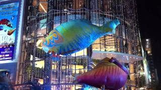 The Flying Fantasy At Siam Paragon
