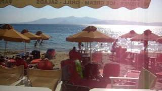 Agia Anna Beach Greece  City new picture : Agia Anna beach on Naxos Greece - summer 2010