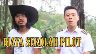 Download Video BIAYA SEKOLAH PILOT CAPTAIN VINCENT RADITYA MP3 3GP MP4