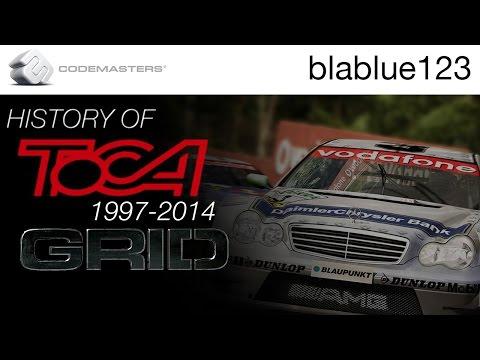 History of - TOCA & GRID (1997-2014)   blablue123