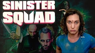 Nonton Sinister Squad  Dumpster Dive Film Reviews Film Subtitle Indonesia Streaming Movie Download