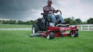 1. NEW Toro® TimeCutter® MX with MyRide® Suspension System - 2018