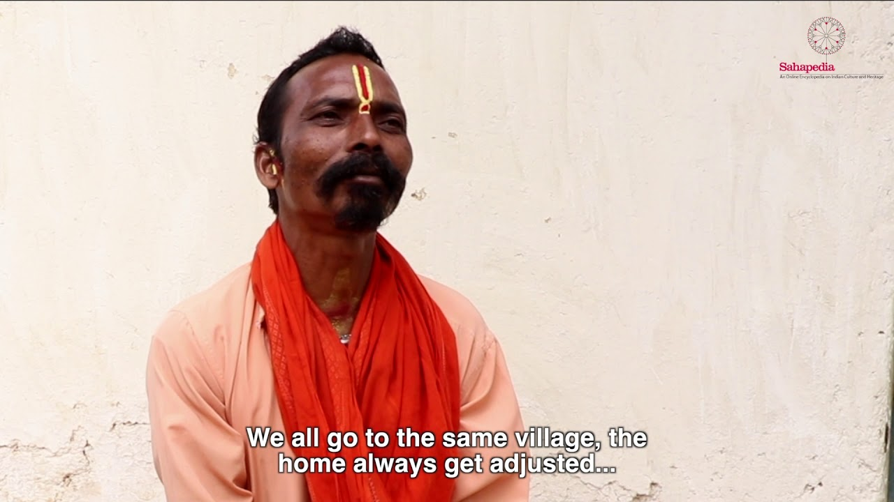 कथागायक रामप्रसाद वासुदेवा की कथा | The Storyteller's Tale: Ramprasad Vasudeva on his Life and Community