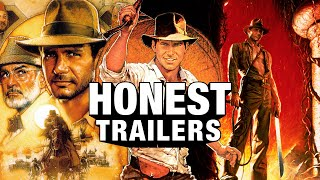 Honest Trailers | Indiana Jones Trilogy by Screen Junkies