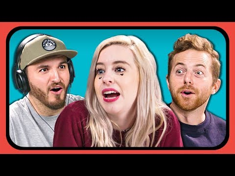 Download YouTubers React To And Try Tik Tok Challenges (Hit Or Miss, E-Girl, Pretty Boy Swag, Mirror Run) HD Mp4 3GP Video and MP3