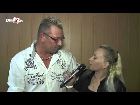 Interview mit Mario Maxim bei der 11. Germany-Stream Party