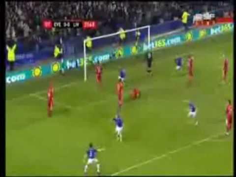 Algunos Goles del Everton FC