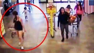 Video Sorang ibu meninggalkan anaknya di supermarket California - Tomonews MP3, 3GP, MP4, WEBM, AVI, FLV Juli 2017