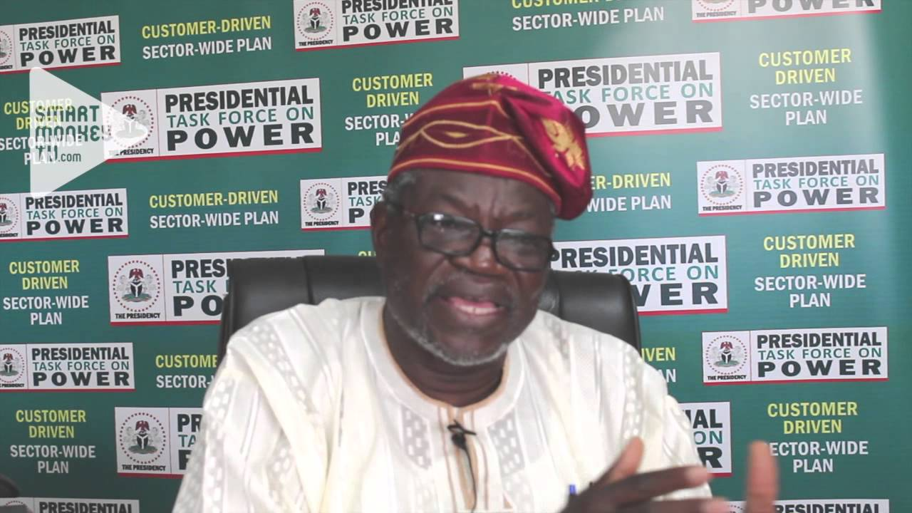 Clement Oke -on when Nigerians can expect to see improvements in their electricity supply