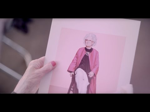 Harvey Nichols enlists 100-year-old model for centenary Vogue campaign video