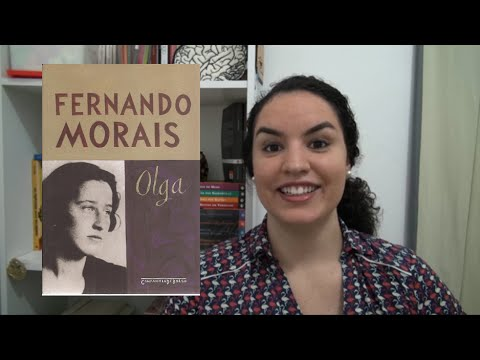 VIPS#1: LIVRO: Olga
