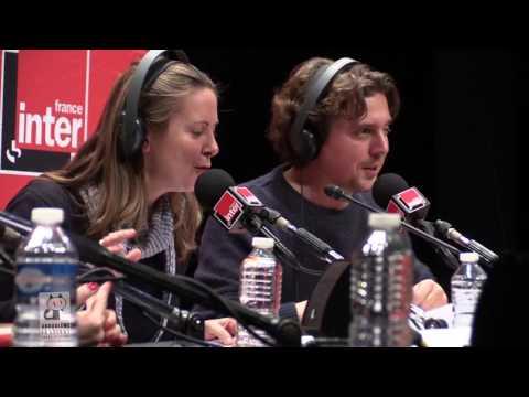 FIBD2017 : France inter au Festival d'Angoulême