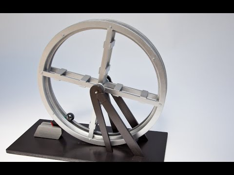 perpetual motion devices - History of Perpetual Motion Inventions at http://www.veproject1.org.