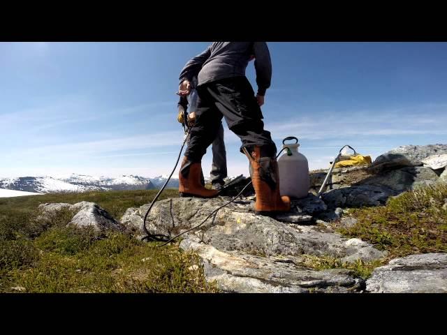 ALDEVER: Scotia Drilling 1