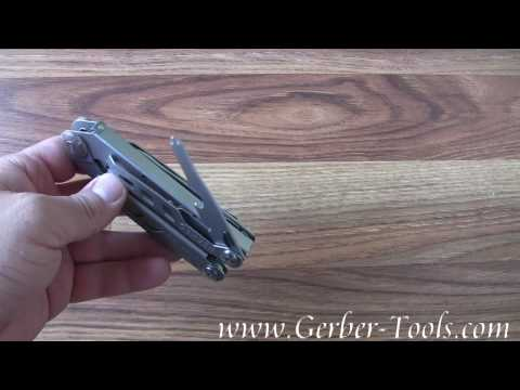 Відеоогляд мультитула Gerber Grappler Multi Plier