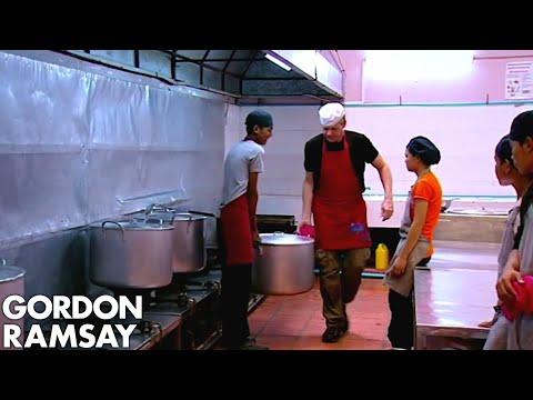 gordon ramsay ultimate cookery course episode 9