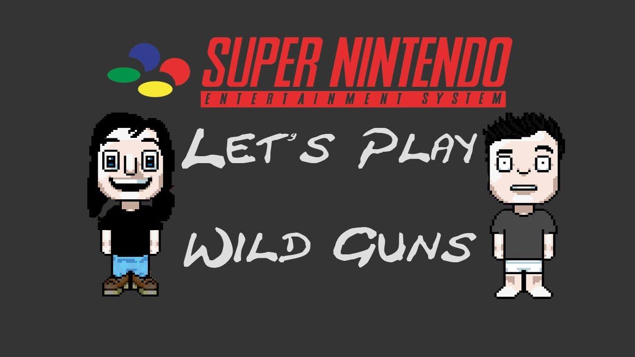 Spiele-Ma-Mo: Wild Guns (SNES)
