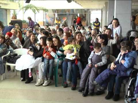 В Тольятти детям с ДЦП показали самарский театр кукол