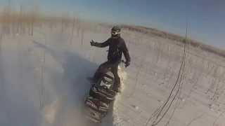 6. SKI-DOO  FREERIDE 800R E-TEC возле Ханты-Ман�ий�ка
