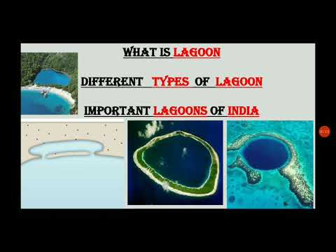 What is Lagoon| Different types of Lagoon| Important Lagoons of India
