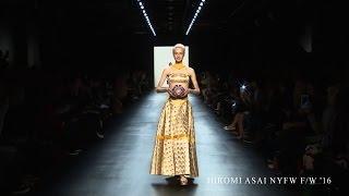Kimono @ 2016 New York Fashion Week