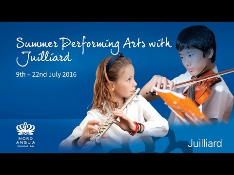 Summer Performing Arts with Juilliard