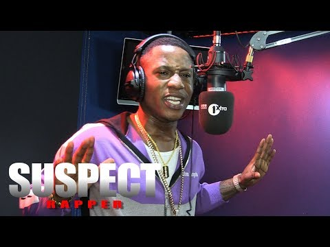 Suspect – Fire In The Booth