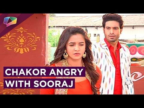 Chakor Gets Angry With Sooraj | Udaan |