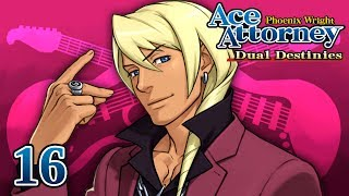 """In today's Let's Play of Phoenix Wright: Ace Attorney: Dual Destinies walkthrough and playthrough, we begin seeing the effects of the so-called """"dark age of law,"""" and we also see the return of everyone's favorite rock god.Become a Picky Penguin! ►► http://goo.gl/p7v6qGet your own Picky Penguin plushie! ►► https://goo.gl/aUH11PFacebook ►► https://www.facebook.com/NicoB7700Twitter ►► https://twitter.com/NicoB7700Thanks for the like/favorite and leaving a comment, guys. They really do help me out, and I'm always happy to hear from you all. :)GAME: Phoenix Wright: Ace Attorney - Dual DestiniesAUTHOR: CapcomFAN ART OF THE DAY: CrazyMouseInc - http://crazymouseinc.deviantart.com/In Dual Destinies, the legal system is bound by the """"dark age of the law"""", a mentality that has shattered the public's trust in the courts, sparked by controversial affairs that took place seven years prior. Lawyers on both sides have resorted to numerous unethical and illegal tactics in order to ensure that they come out on top, no matter what the implications, and false charges are commonplace. However, with the suspicions and accusations of fraud that have followed Phoenix Wright for the past seven years put to rest, the Wright Anything Agency is ready to move forward into a new era, aided by a new face who has just joined the firm."""