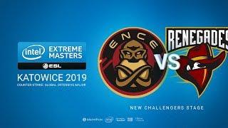 ENCE vs RNG, game 1