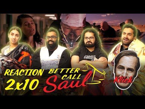 Better Call Saul - 2x10 Klick - Group Reaction