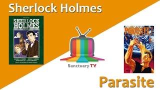 Manga Sanctuary - L'émission S01E07 - SHERLOCK HOLMES / PARASITE