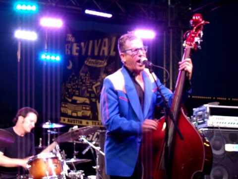 Lee Rocker, Rockabilly Boogie- Revival Fest TX 5/28/11