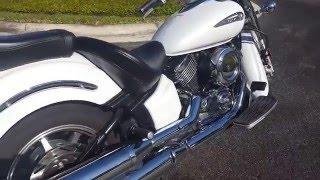 9. 2008 Yamaha VStar Classic 1100cc   ~1836 miles!