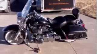 10. 2008 Harley Davidson Road King Classic
