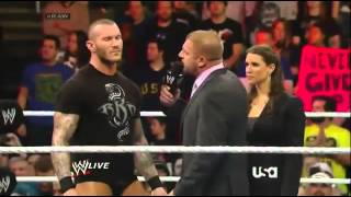 Nonton WWE Raw 20 January 14 Batista returns to WWE 2014 Full Film Subtitle Indonesia Streaming Movie Download