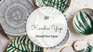 Video DIY Kendin Yap Dekoratif Kase Yapımı MP3, 3GP, MP4, WEBM, AVI, FLV November 2017