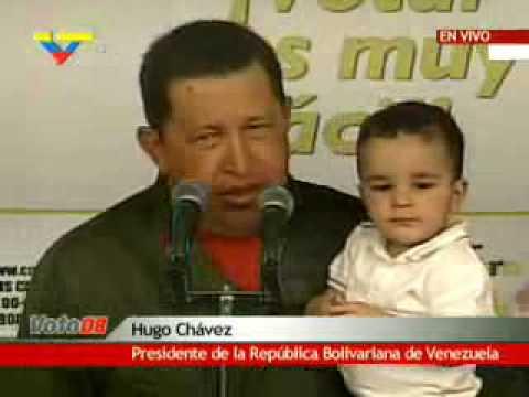 Elecciones de Venezuela, Chavez Gana.