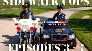Video Sidewalk Cops Compilation Video - Episodes 3 - 7 (The Litterer - Superman Texting) MP3, 3GP, MP4, WEBM, AVI, FLV Desember 2018