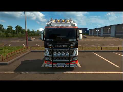 Sound V8 For All Scania for Multi and solo 1.30
