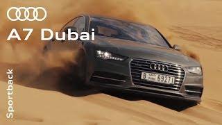 Download Lagu The Audi A7 Sportback in Dubai Mp3