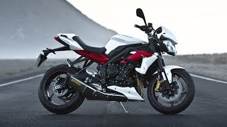 8. The Best of  2013 Triumph Street Triple R First Ride Review