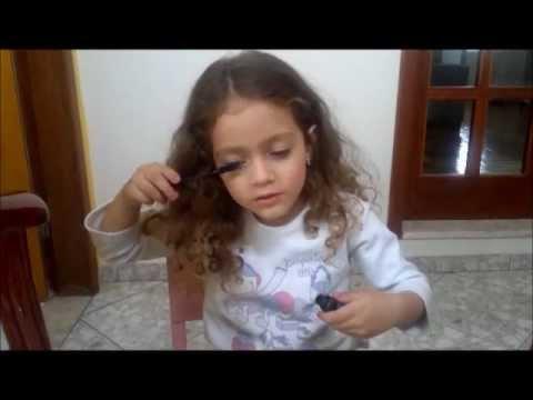 Maquiagem para crianças